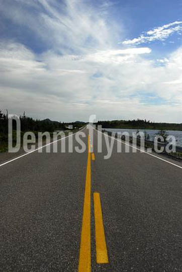 Burin Peninsula Section of Highway August 12 2007
