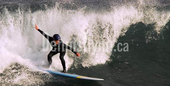 Cappahayden Surfer August 31 2008