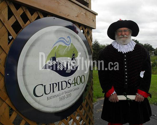 Cupids Museum Prime Minister Stephen Harper